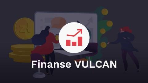 Finanse VULCAN. Raporty kasowe - parametryzacja i obsługa kasy