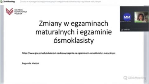 Zmiany w wymaganiach egzaminacyjnych na egzaminie ośmioklasisty i egzaminie maturalnym